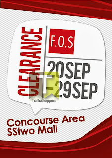 F.O.S Clearance Sale - SSTwo Mall 2013