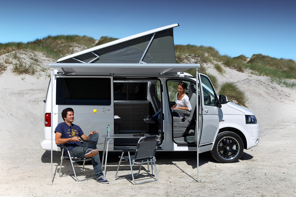 Campingbus Vw California Comfortline Europe