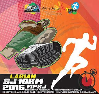 Larian SJ 10KM MPSJ 2015