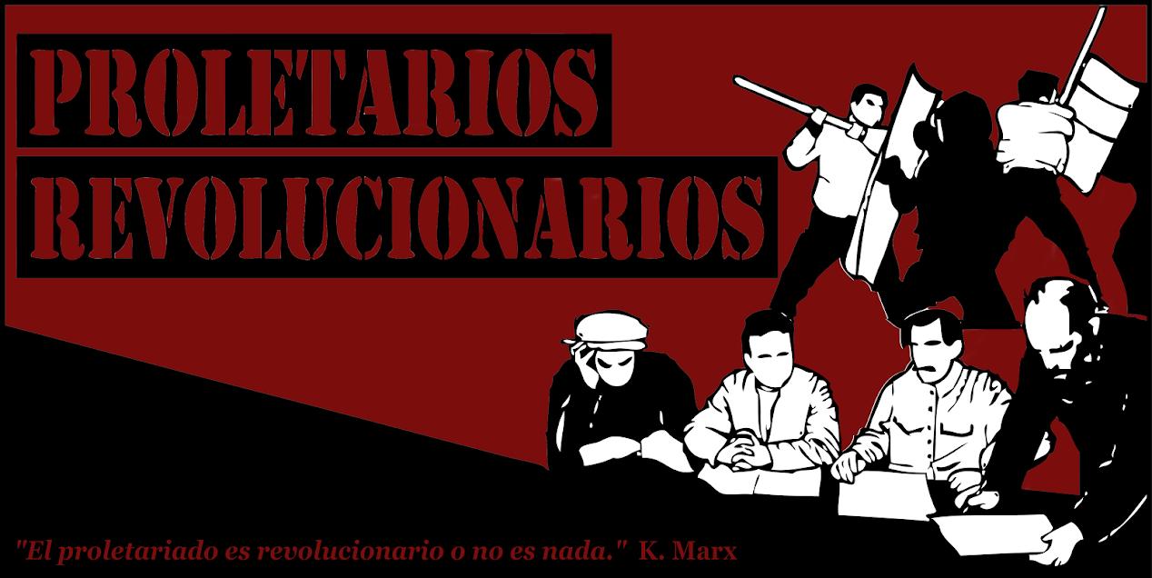 Proletarios Revolucionarios