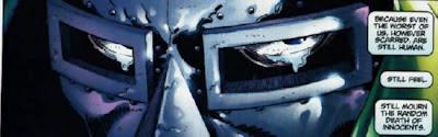 doctor dr muerte doom 11-S llora lagrimas world trade center