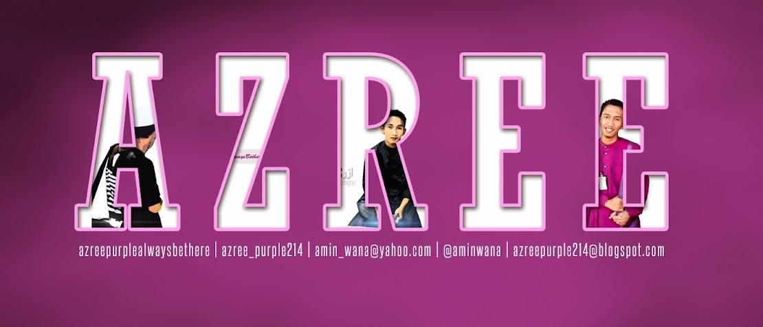 - Kasih Ilahi - Azree Purple [A.P]