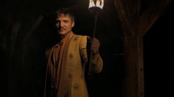 El príncipe Oberyn, el campeón de Tyrion Lannister
