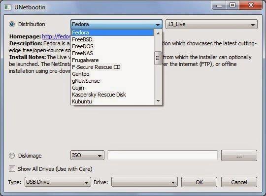 Tuto: crear USBlive para instalar Ubuntu 14.10, instalar unetbootin ubuntu,