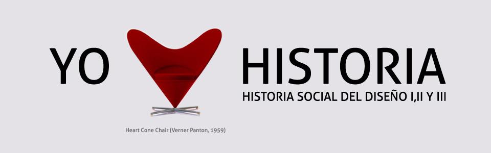 HISTORIA SOCIAL DEL DISEÑO