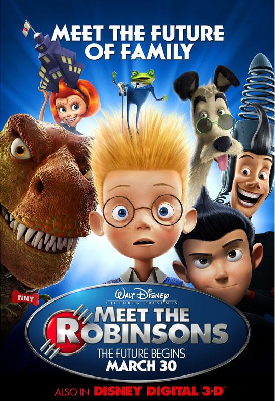 Meet the Robinsons ผจญภัยครอบครัวจอมเพี้ยน ฝ่าโลกอนาคต - ดูหนังใหม่,หนัง HD,ดูหนังออนไลน์,หนังมาสเตอร์