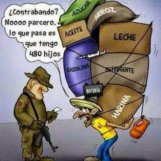 ley colombiana frena a los bachaqueros