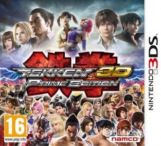 Tekken 3D Prime Edition (Nintendo 3DS) (Español)