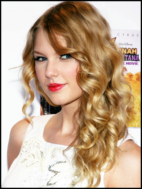 long curl style