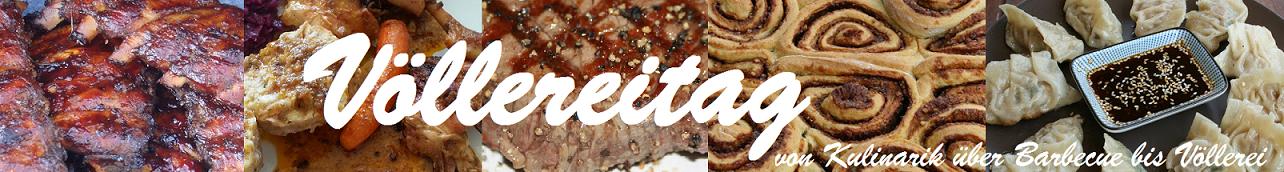 von Kulinarik über Barbecue bis Völlerei