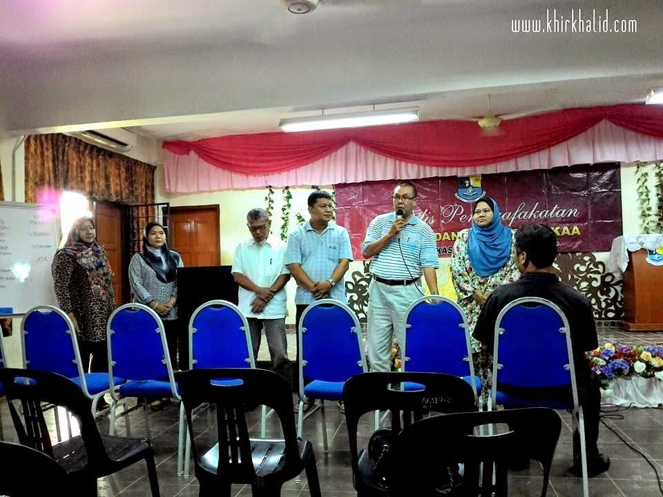 AJK Ibu Bapa Kelas Rancangan Khas, SMK Bandar Tasik Puteri, Rawang