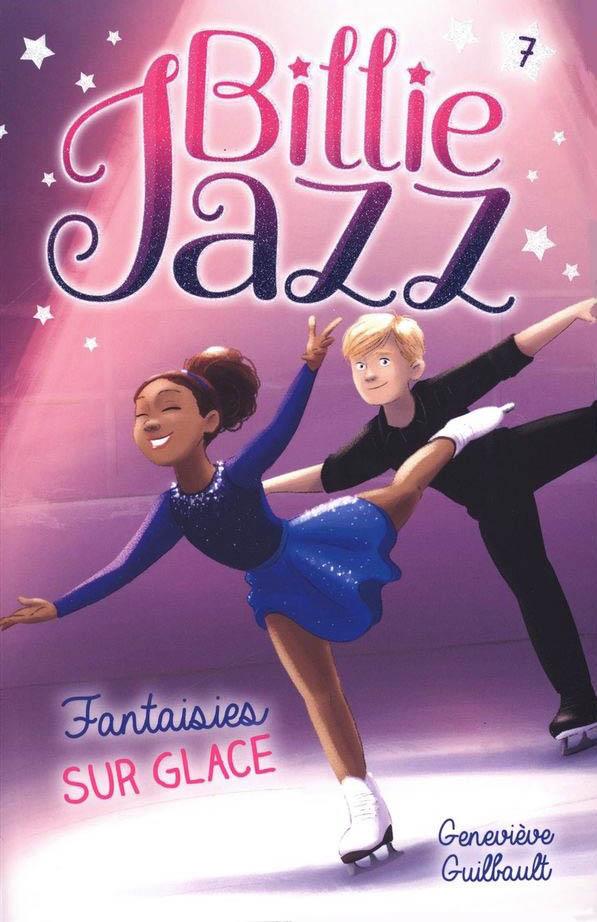 Billie Jazz tome 7 : Fantaisies sur glace