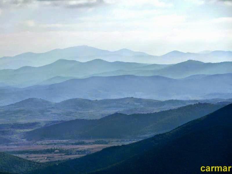 Sierra de Algairén