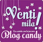 Il blog candy di stefy
