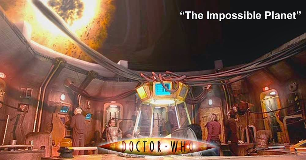 Doctor Who 174: The Impossible Planet