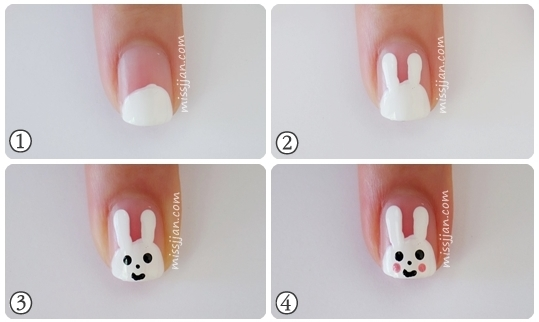 Nail Arts Video Gallery Easy Nail Designs For Beginners Step By Step