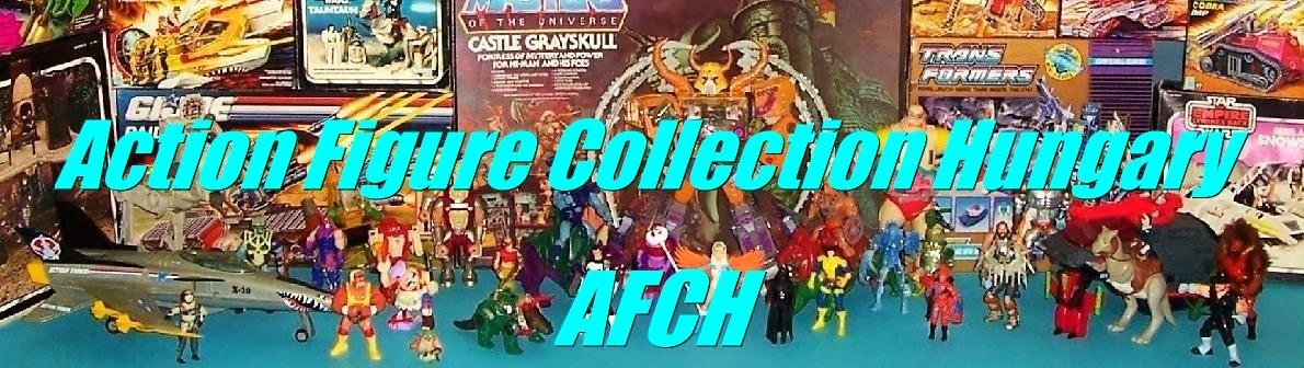 Action Figure Collections Hungary AFCH