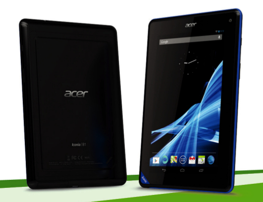 manual for acer iconia tablet a200