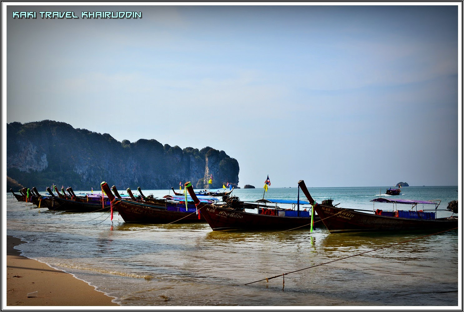 how to get from krabi airport to ao nang