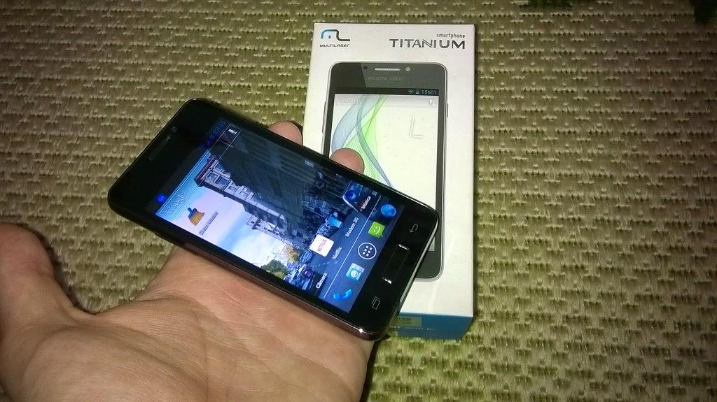 smartphone multilaser titanium 2