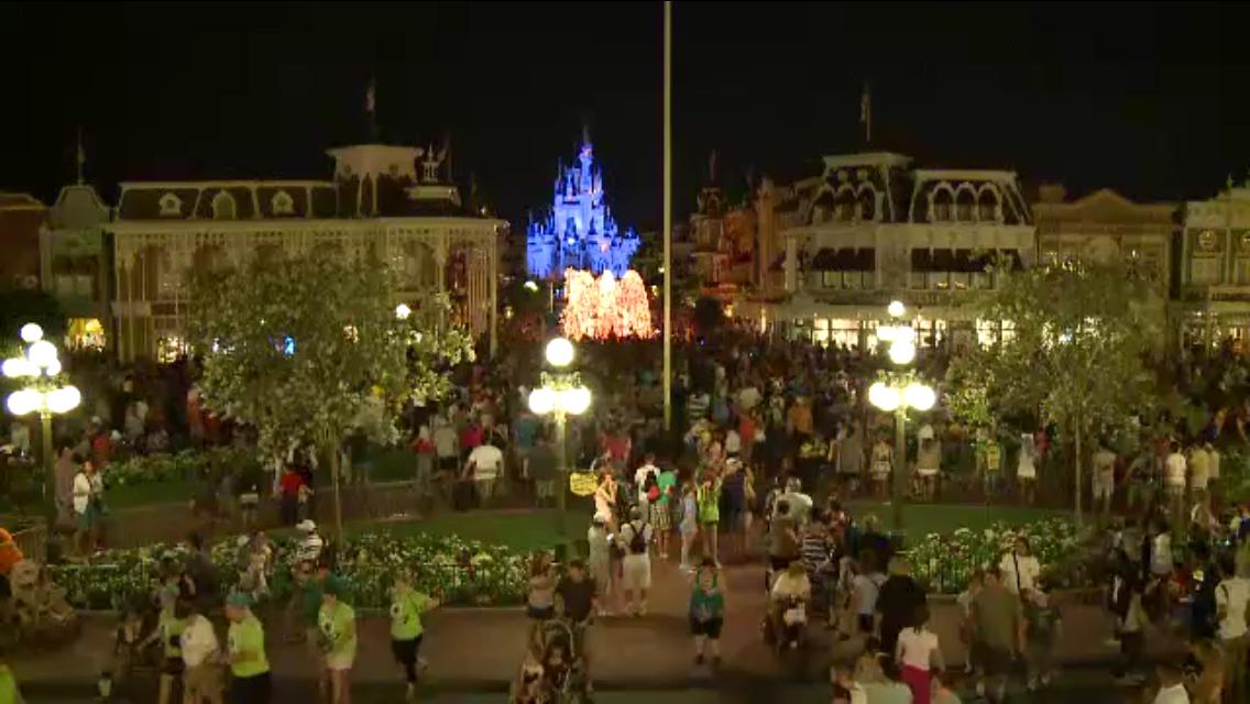 Orlando Webcams Magic Kingdom Webcam