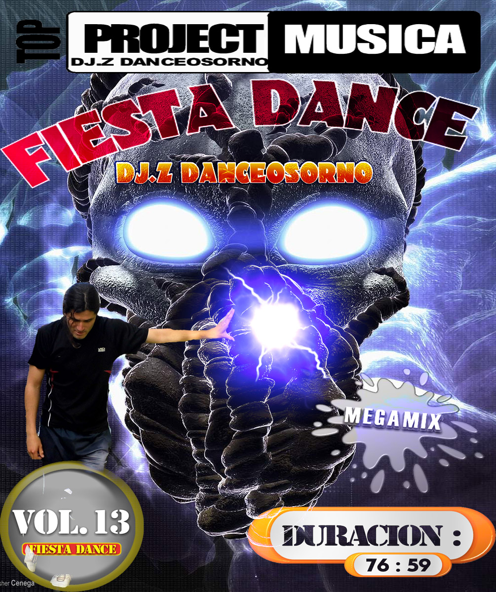 MEGAMIX FIESTA DANCE VOL.13