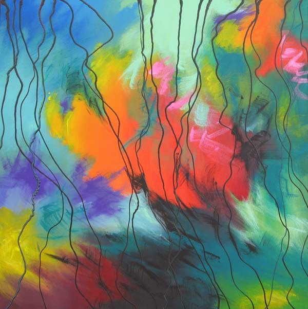 Cuadros pinturas oleos como hacer un cuadro rapido for Como pintar un cuadro abstracto