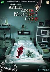Ankur Arora Murder Case-2013 Hindi movie