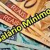 Diário Oficial confirma novo salário mínimo