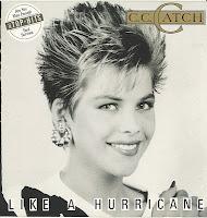 C.C. Catch – Like a hurricane album borító
