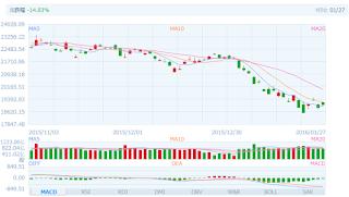 中国株コバンザメ投資 香港ハンセン指数20160127