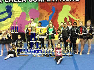 fort mill dance competition studio wins