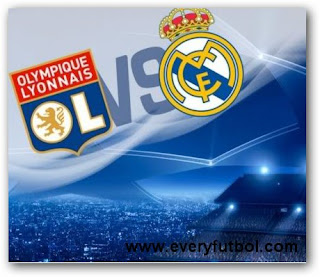 Ver Lyon Vs Real Madrid Online En Vivo – Partido De Ida Octavos De Final Champions League