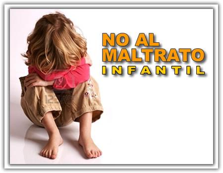 Maltrato infantil en El Alto