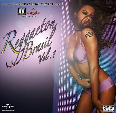 Baixar CD ReggaetonBrasil1 MIX TAPE   REGGAETON BRASIL VOL.1