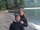 Paula y Tomás chiquitos
