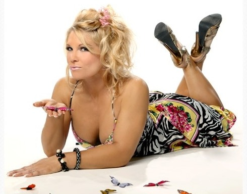 Unexpectedness! Beth phoenix hot naked have