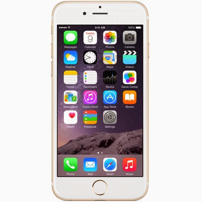 Spesifikasi Dan Harga Baru Apple iPhone 6