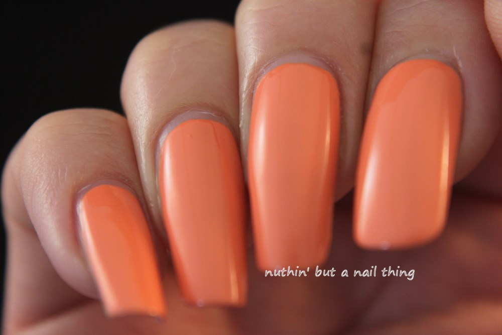 China Glaze - Peachy Keen