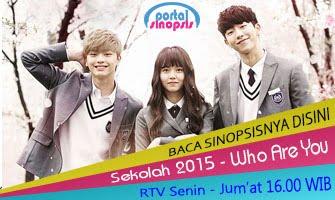 "Drama Korea RTV ""Sekolah 2015"""