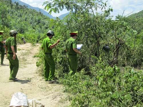 Gia Lai: Huyện Chư Pah - 3 người bị thương vong do cưa đầu đạn