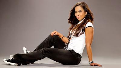 WWE A.J Lee