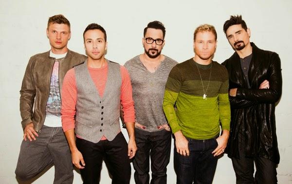 Backstreet Boys Bakal Gegarkan Kuala Lumpur 3 Mei Nanti