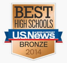 International Academy of Flint (Michigan) earned Bronze 2014
