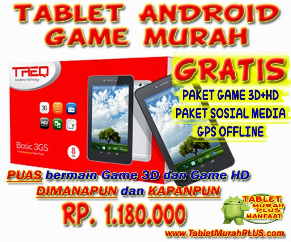 TABLET ANDROID GAME MURAH