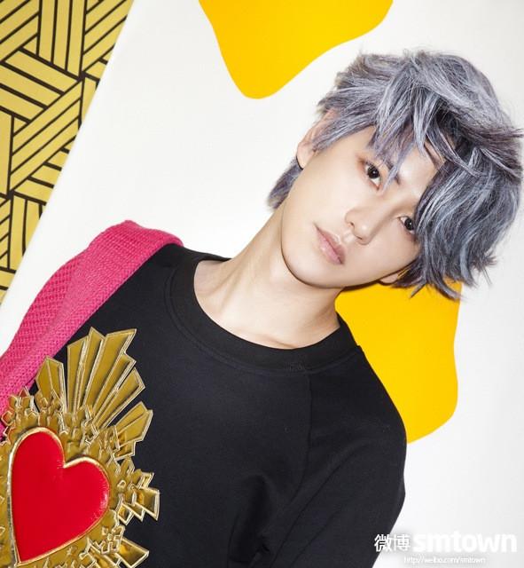 Poster Individu Super Junior-M Break Down
