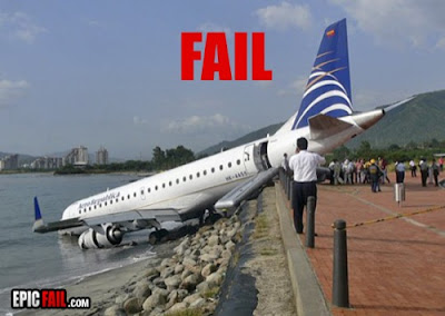 pendaratan pesawat