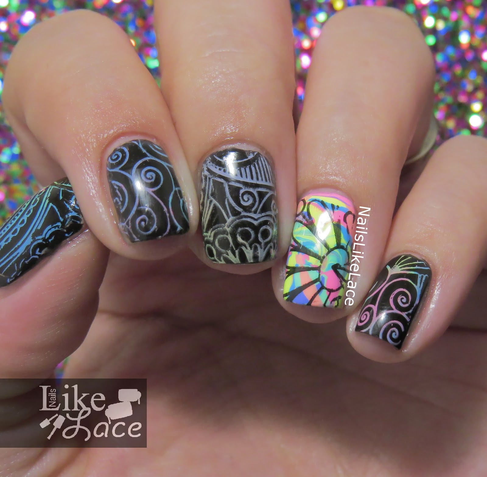 NailsLikeLace: March 2015
