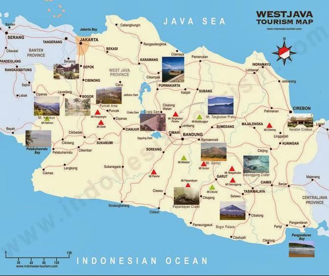 672 x 565 · 73 kB · jpeg, Peta Wisata dan Rute Objek Wisata Jawa