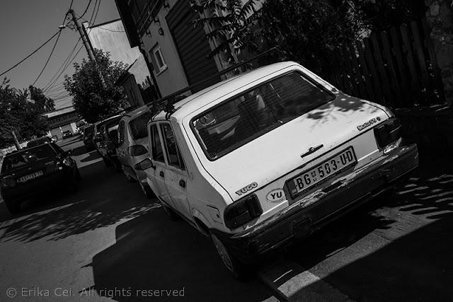 Belgrado automobile JUGO